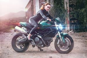 Ducati Flares by LEXX-Design