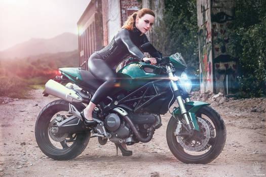 Ducati Flares