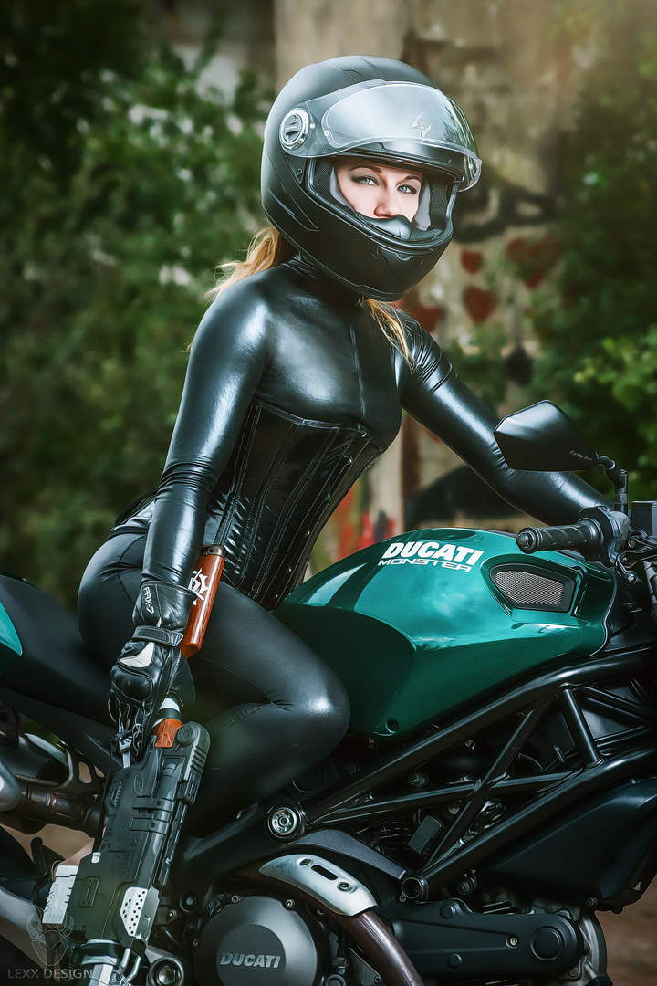 Ducati Weapon
