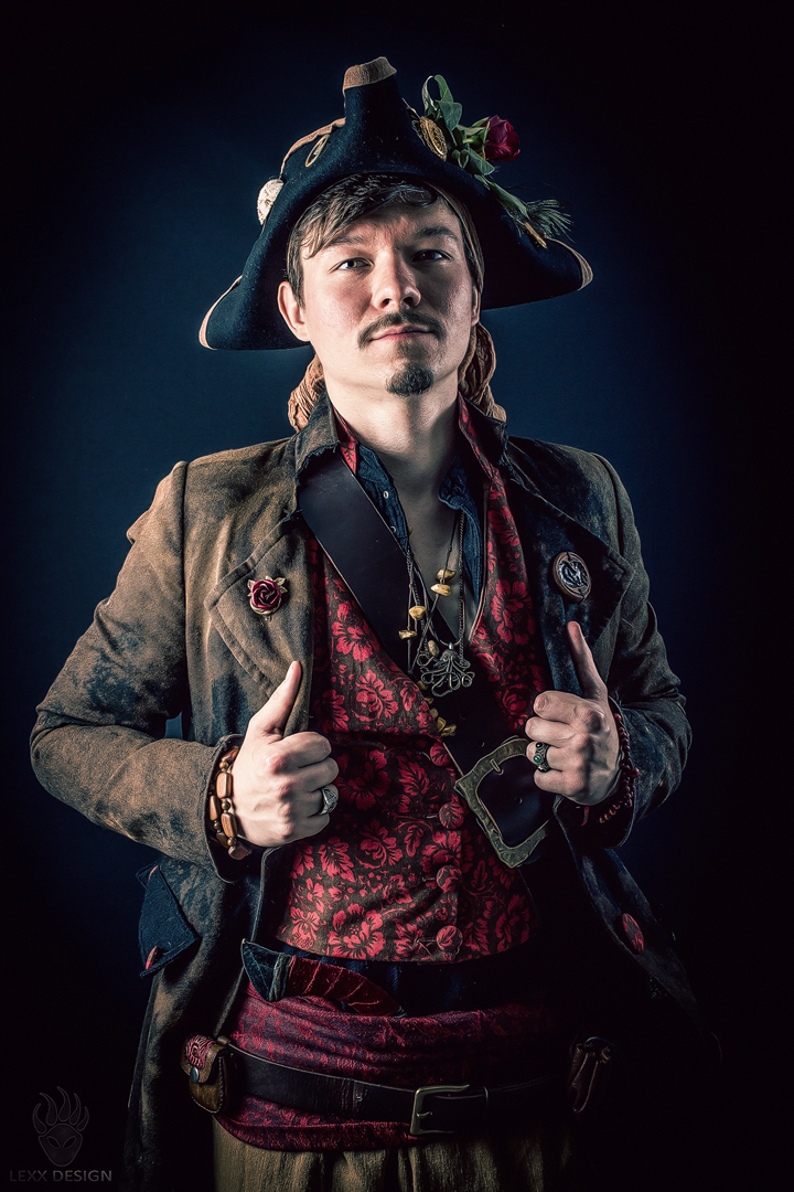 Proud Pirate