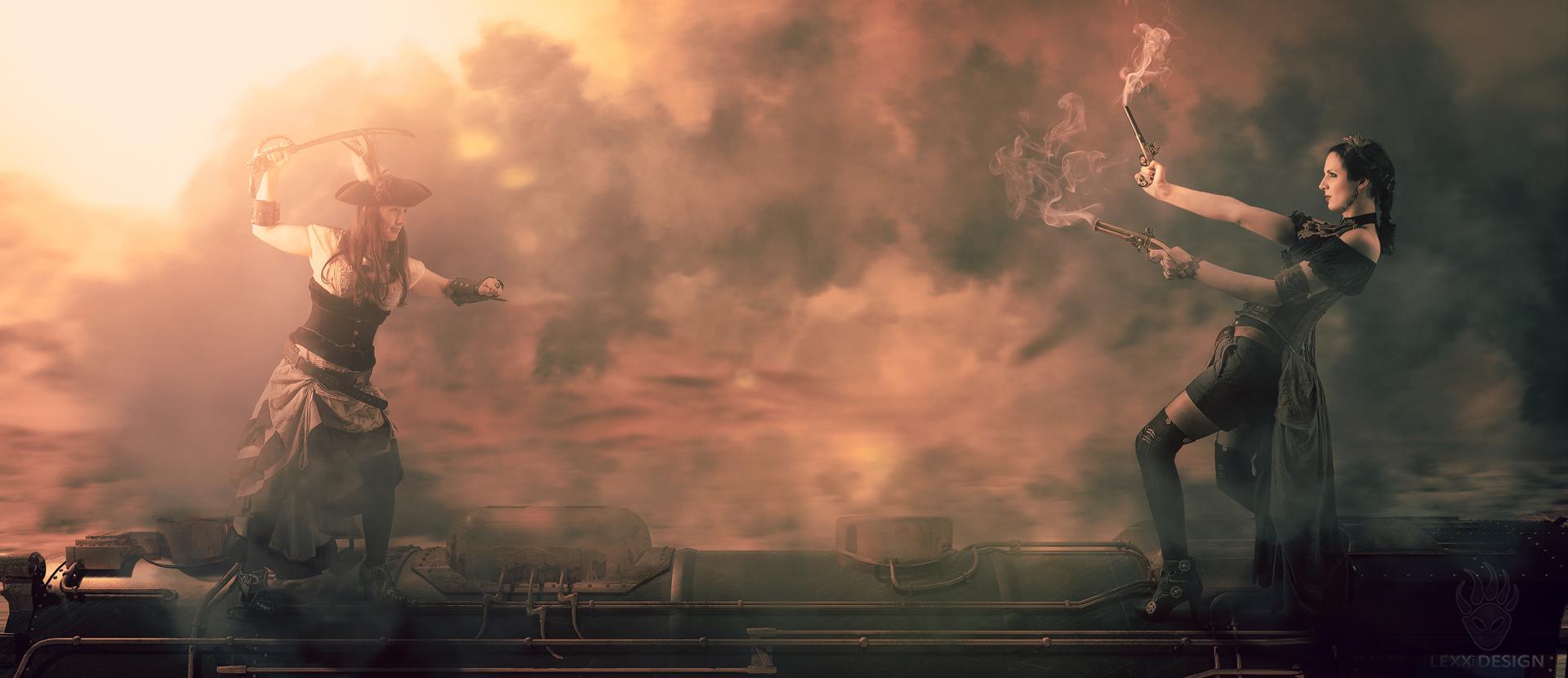 Steam Bossfight