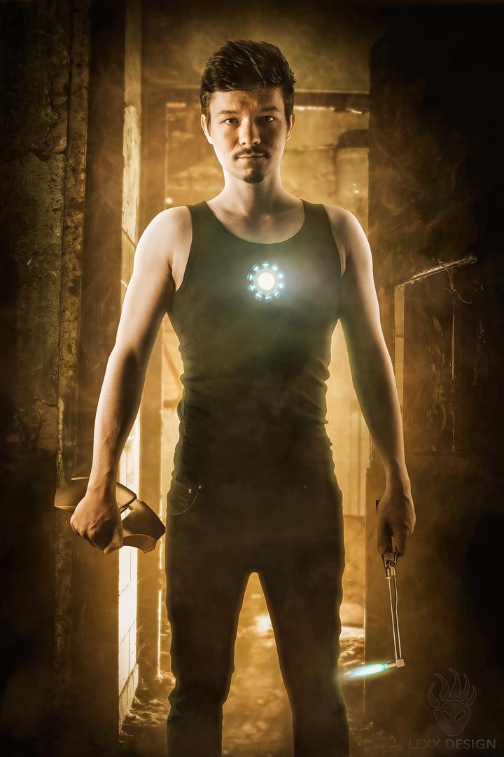 Tony Stark by LEXX-Design