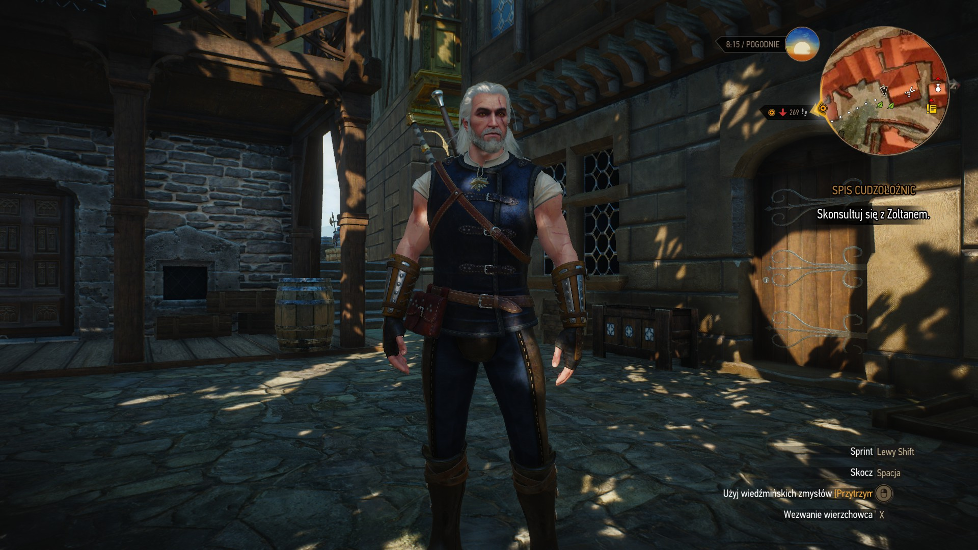 how to get the skellige armor set in witcher 3