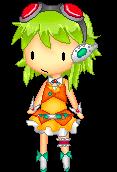 pixel gumi by IDK-kun