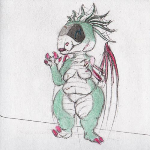 Tech-Dragon by azumaril
