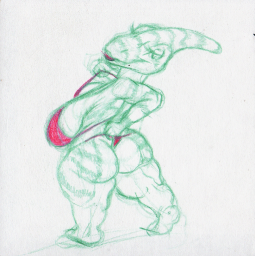 Dino babe by azumaril