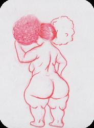 Butt by azumaril