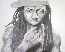 Lil Wayne by troydodd