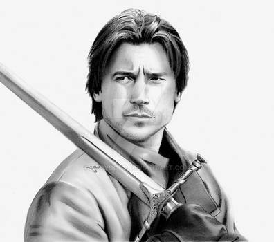 Jaime Lannister King Slayer
