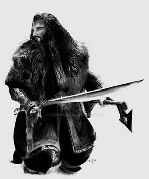 Thorin Oakenshield small