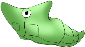 #011 Metapod by Icedragon300