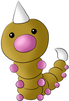 #013 Weedle by Icedragon300
