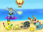Pokemon Team - Heart Gold