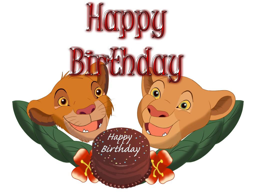 lion birthday greetings by icedragon300 on deviantart