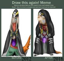 Draw this again Meme (2/5)