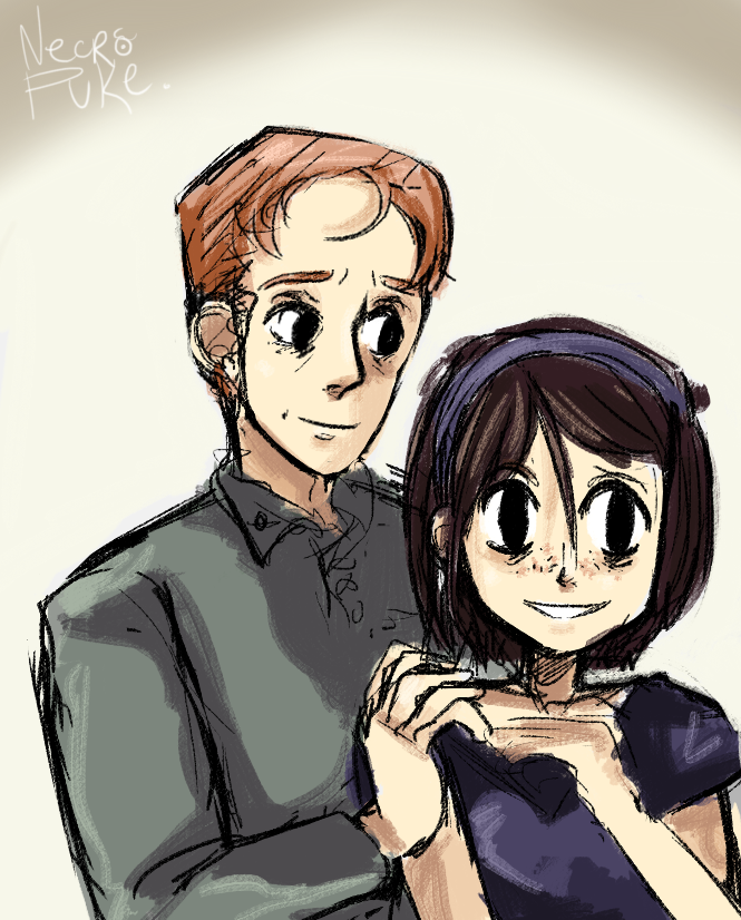 Vaughn And Heidi by NecroPuke