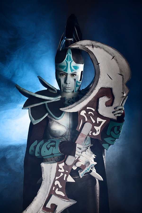 Dota 2 - Phantom Assassin by Morumotto1