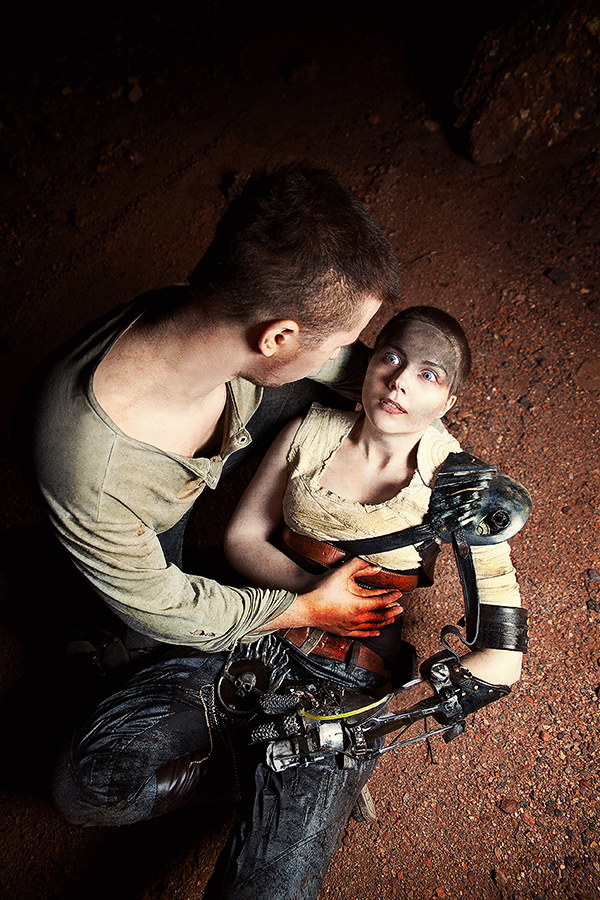 Mad Max: Fury Road by Morumotto1