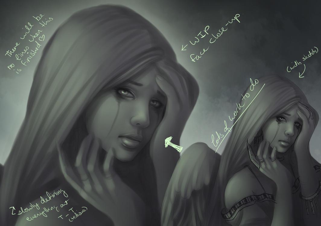 angel of sorrow - photo #24