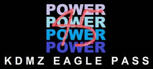 Logo for KDMZ-TV (1983-86)