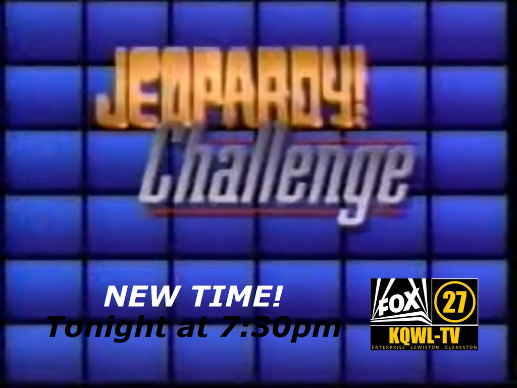 Jeopardy! Promo for KQWL-TV (1991-1996) by
