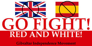 Gibraltar Independence Movement Poster #1