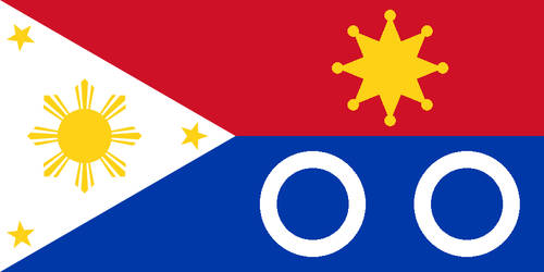War Flag of the FR Philippines by revinchristianhatol