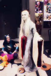 Thrnaduil by cold-and-frostbitten