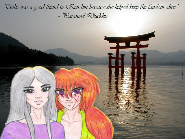 Farewell HakuBaikou by Kenshins-Soul