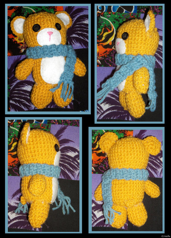 Amigurumi Geisha Tutorial : Amigurumi Bear by Geisha-Neko on deviantART