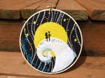 Simply Meant to Be Embroidery Hoop
