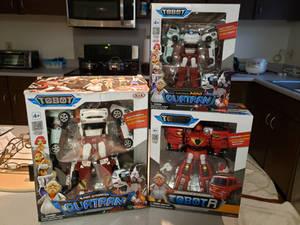 More Tobots Arrived