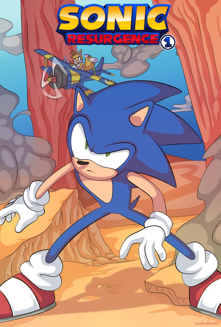 (Comic) Sonic: Resurgence by saltwaterTOFEE