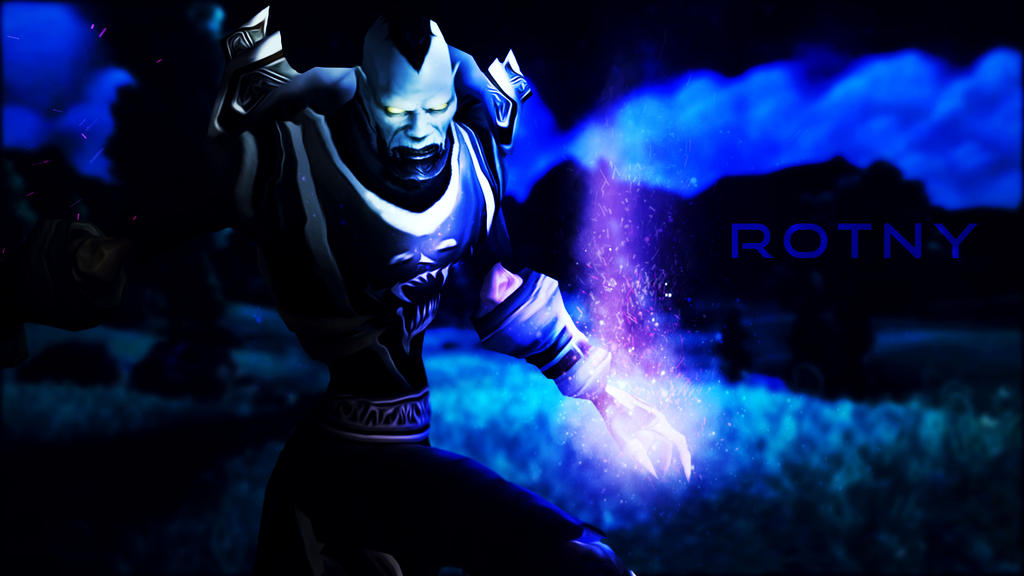 Rotny Shadow Priest Wallpaper - Updated Model by HarleyFF ...