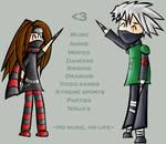 Astrid+Kakashi