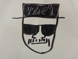 WB Shenanigans - 13) Heisenberg (Walter White) by CyberPFalcon