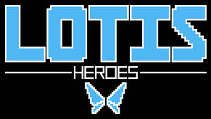 Lotis Heroes Logo by CyberPFalcon