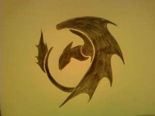 Toothless Dragon Tattoo Designs