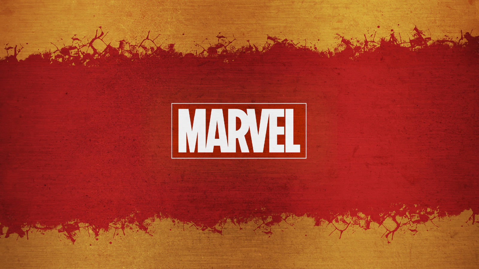 Gold And Red Backgrounds: Marvel Red And Gold Wallpaper By Sylgrio On DeviantArt