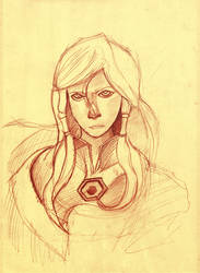 Another Korra Drawin (please full size + comment!)
