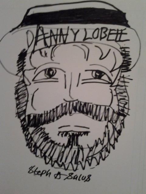fAN aRT Danny Lobelle by BunnysteeleStephanie