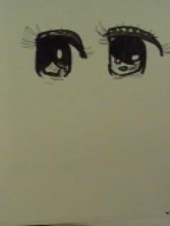 IMG-Cartoon Eyes by BunnysteeleStephanie