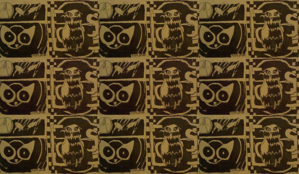 The Owls Are Back by BunnysteeleStephanie