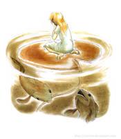 Thumbelina by Czarine