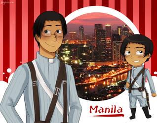 Manila OC Profile by sigalawin
