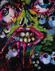 Zombie Monday by a-MM-e