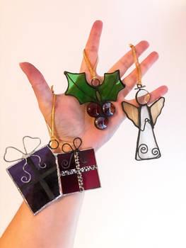tiffany ornaments