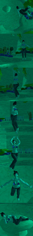 Underwater Dancing by roodedude