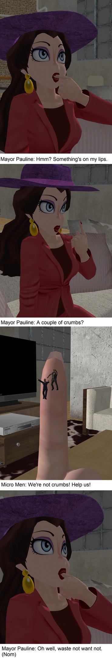 Mayor Pauline GTS Pt 4 by roodedude