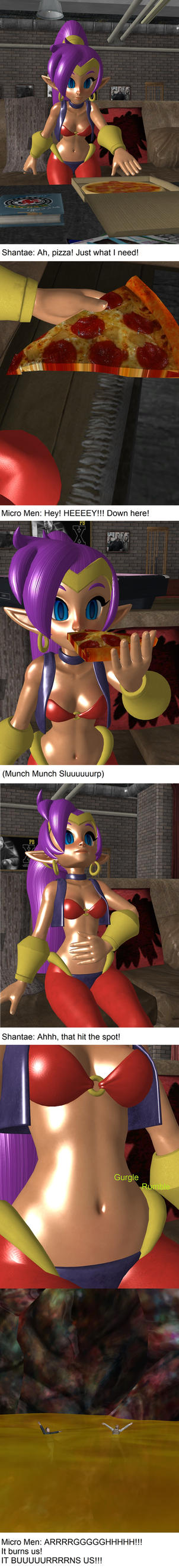 Shantae's Pests Pt 3 by roodedude